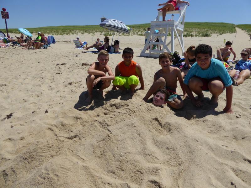 CI2 Beach