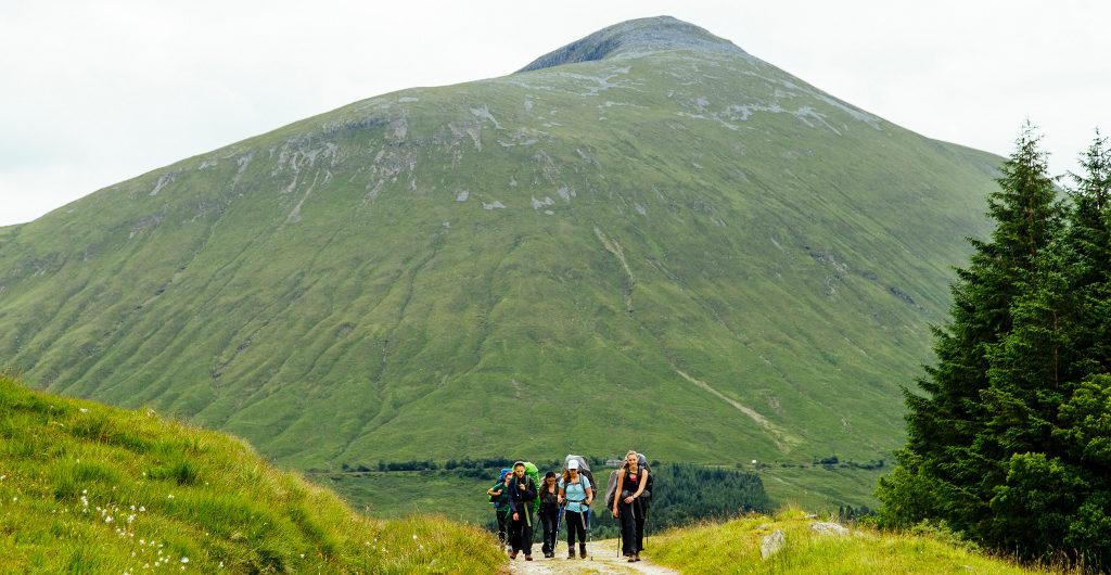 The West Highland Way & Loch Lomond