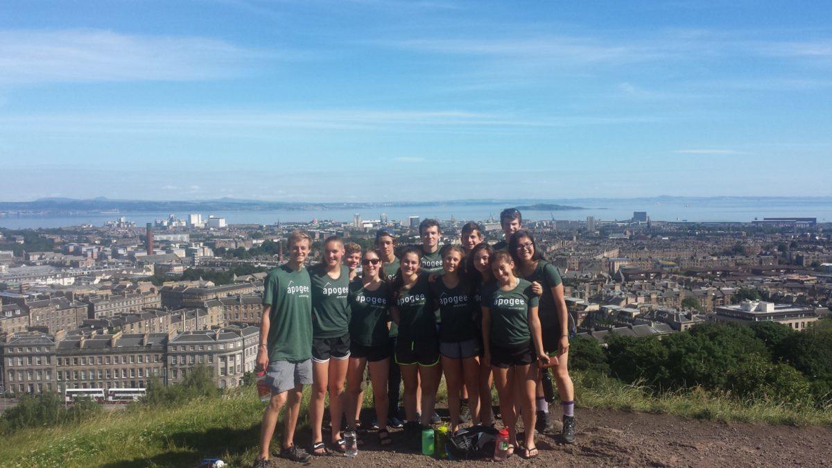 SX in Edinburgh