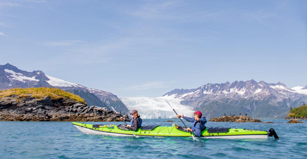 Exit Glacier Hiking & Ice Climbing