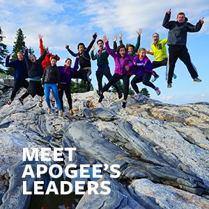 Meet Apogee's Leaders