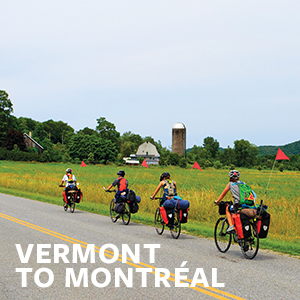 Vermont to Montreal