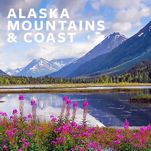 Alaska Mountains & Coast