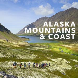 Alaska Mountains & Coast