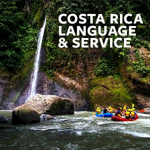 Costa Rica Language & Service