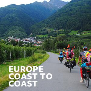 Europe Coast to Coast 2022