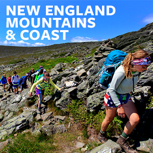 New England Mountains & Coast