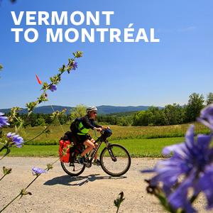 Vermont to Montréal