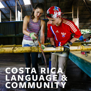 Costa Rica Language & Community