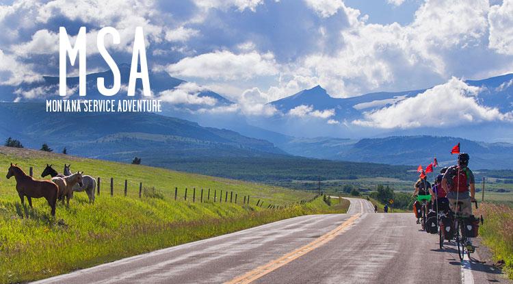 Montana Service Adventure