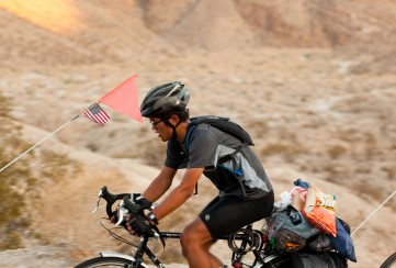 Apogee Adventures teen bike trip, bike across America
