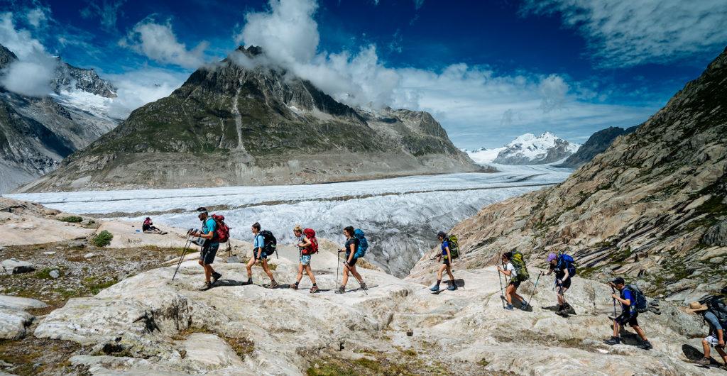 Tour du Mont Blanc & Geneva