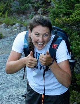 Apogee Adventures Leader Lucy Brennan