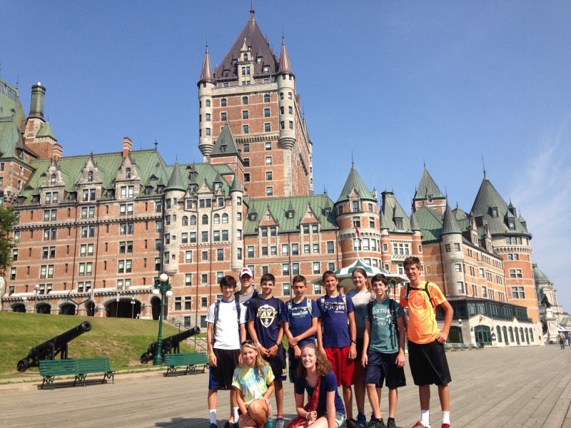 CQ1A - Quebec City
