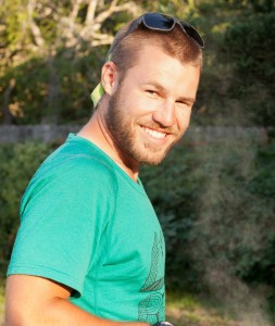 Apogee Adventure Leader Jeremy Cronon
