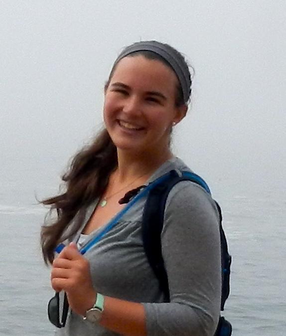 Apogee Adventures Trip Leader Abby Dalzell