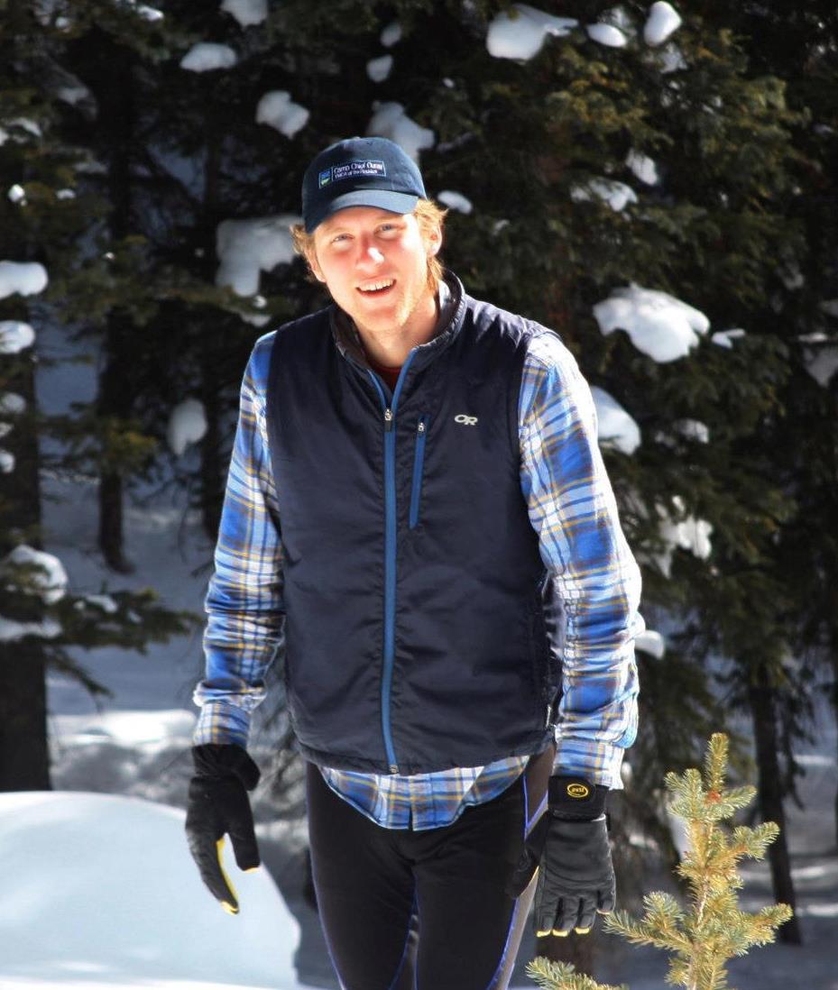 Apogee Adventures' Leader Dylan Hoos