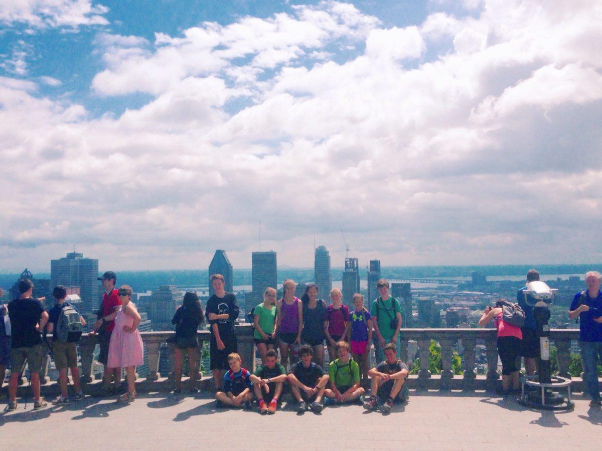 Montreal Hike!