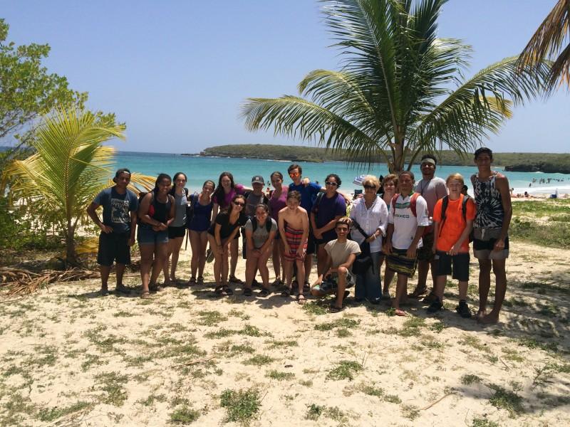 CSA2 Beach Cleanup