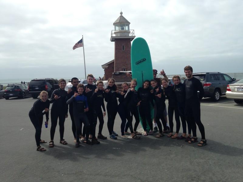 CMC Surfing
