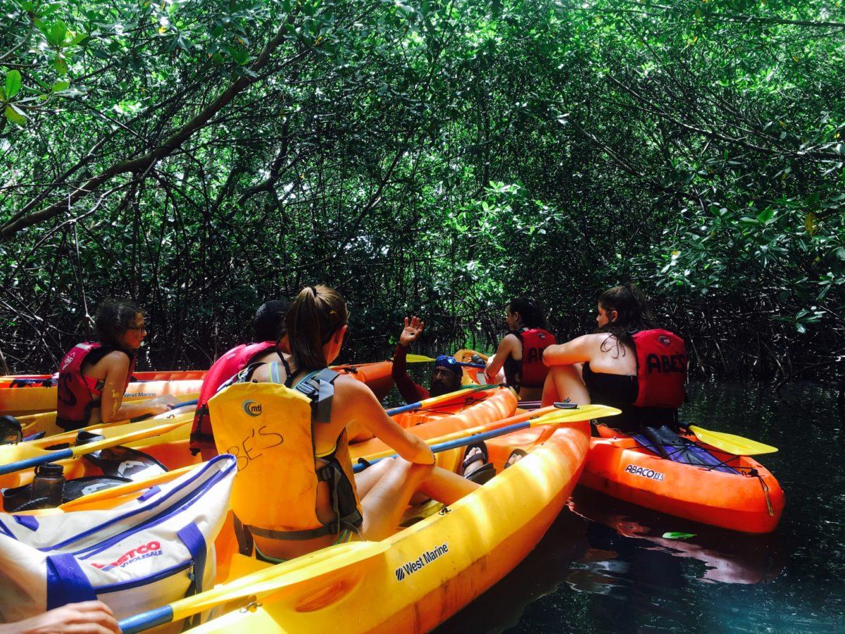 CSA Kayaking