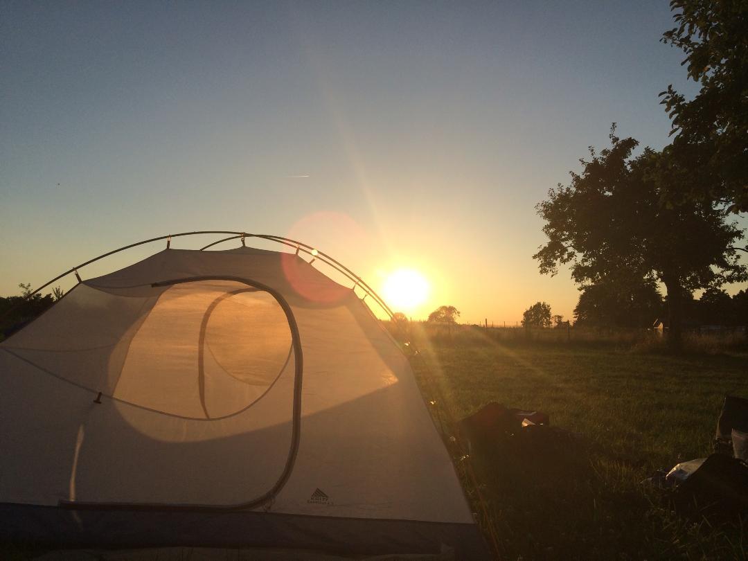 ECCB - tent