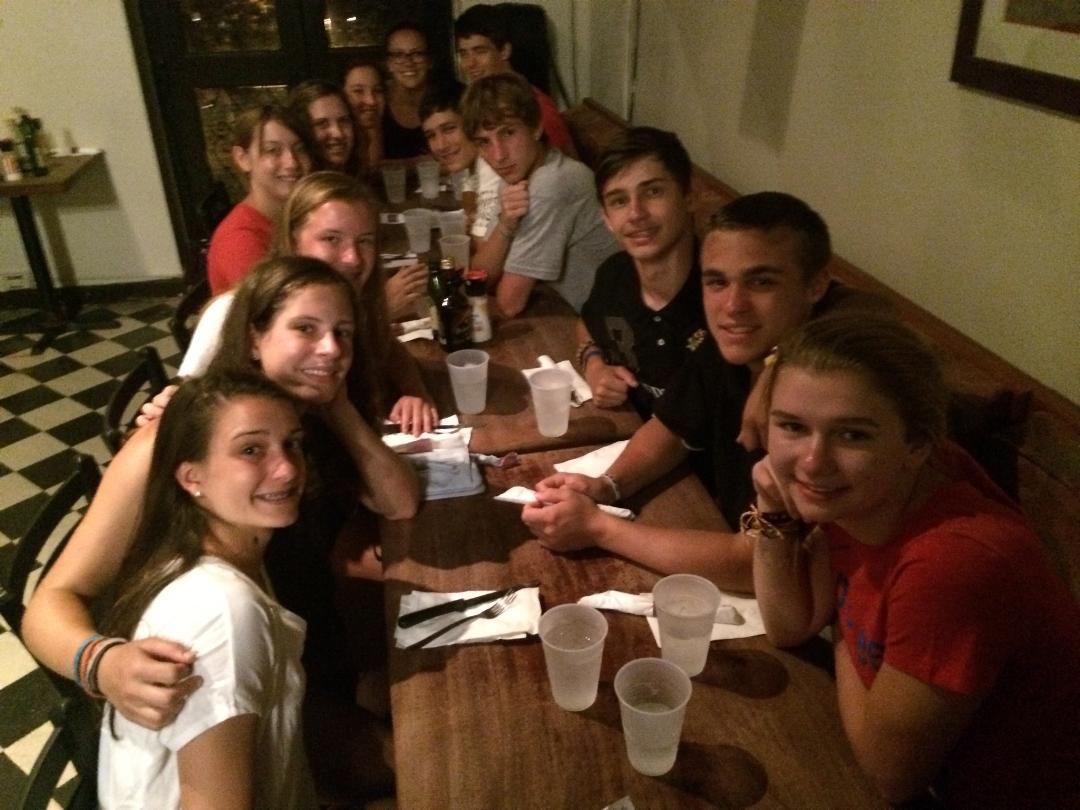 CSA1 - dinner