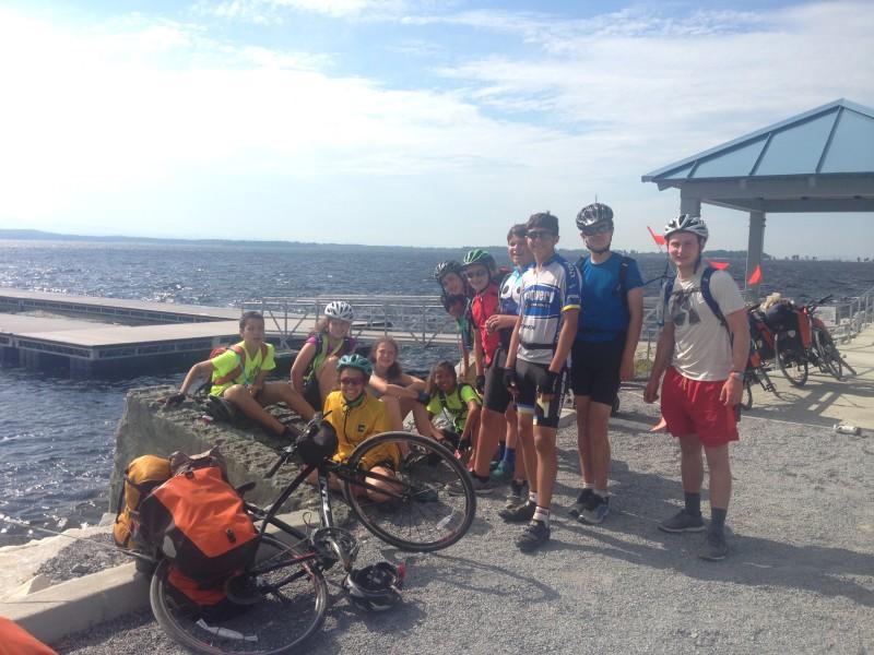 VM2B Bike Ferry