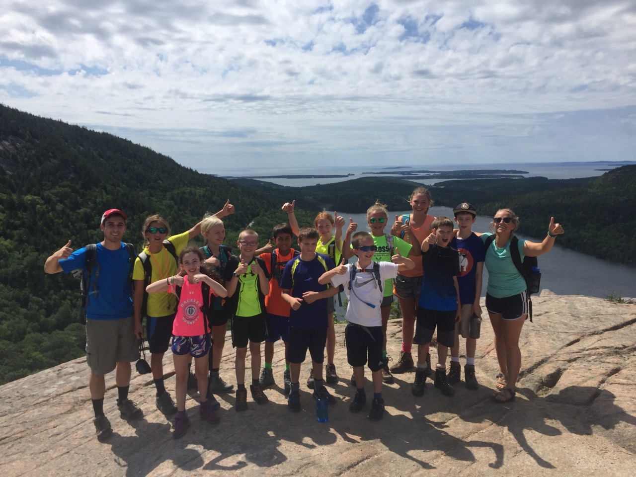 Maine Coast Hiking