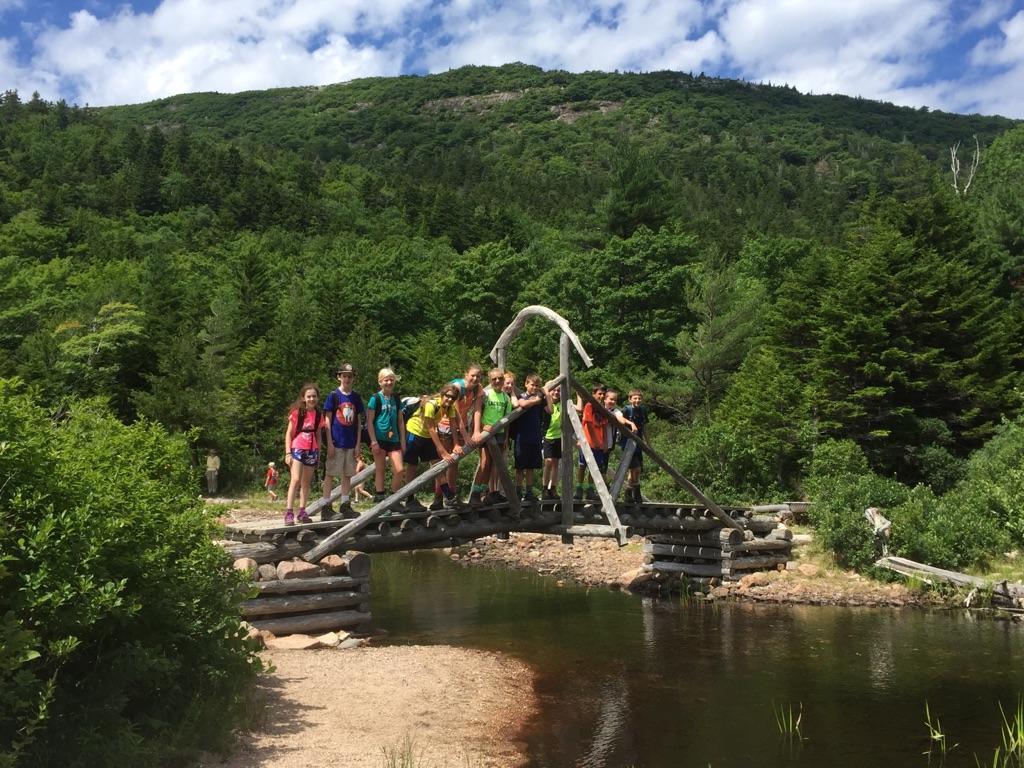 Maine Coast Junior Hiking