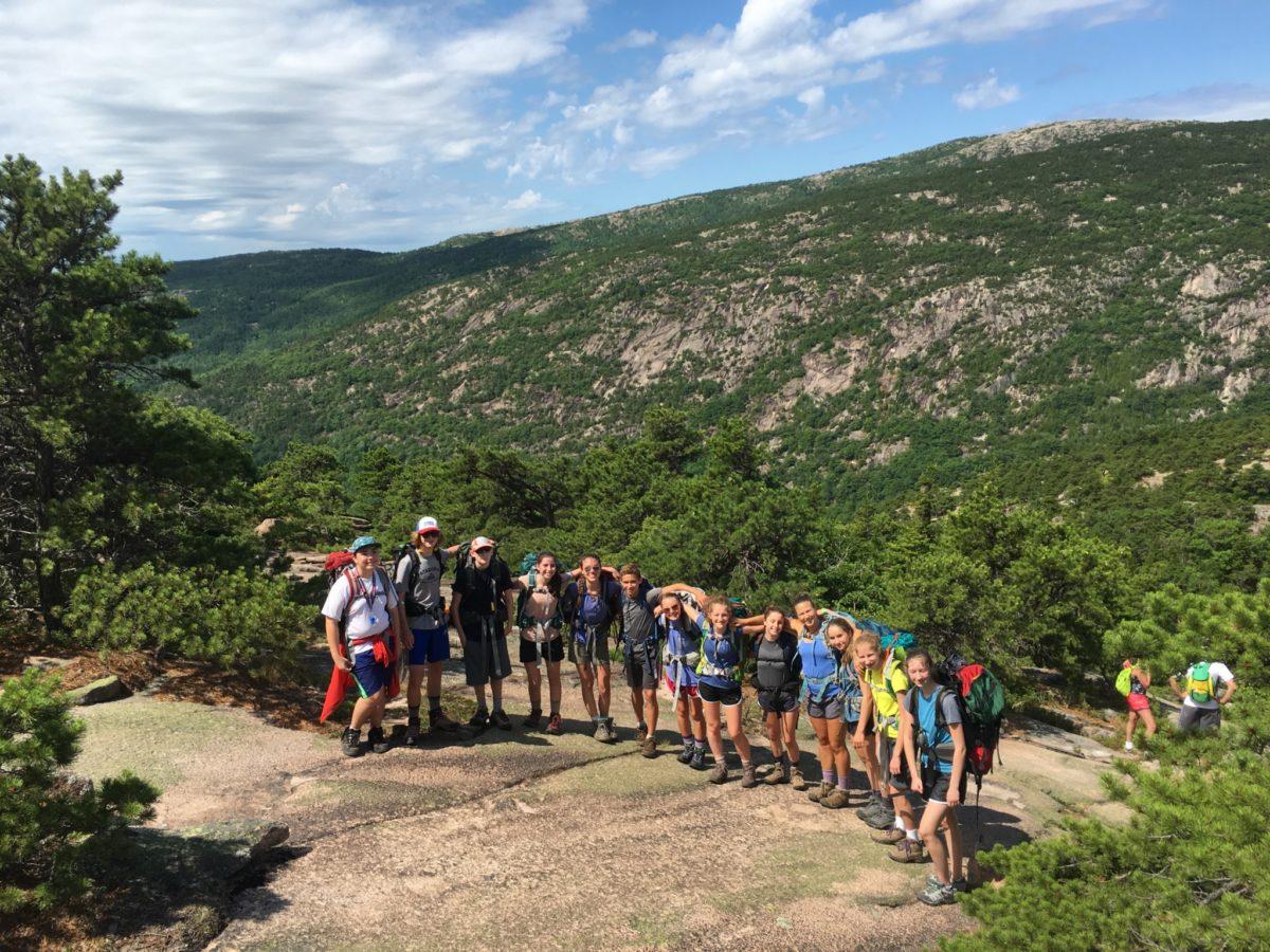 DEXB Pack Hiking