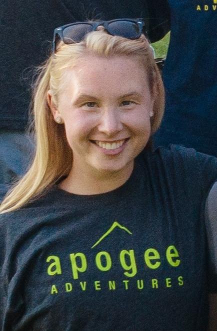 Apogee Adventures Leader Hannah Gensheimer