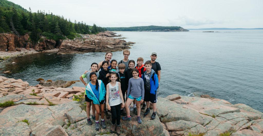 Sea Kayaking Maine's Famed Coast