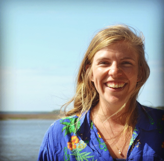 Apogee Adventures' Leader Emma Perkinson