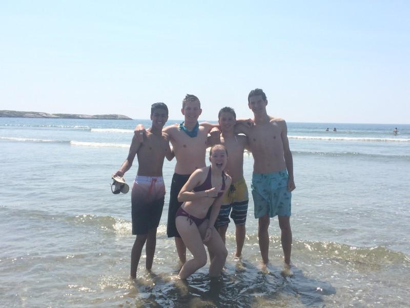 MCCE1 - beach